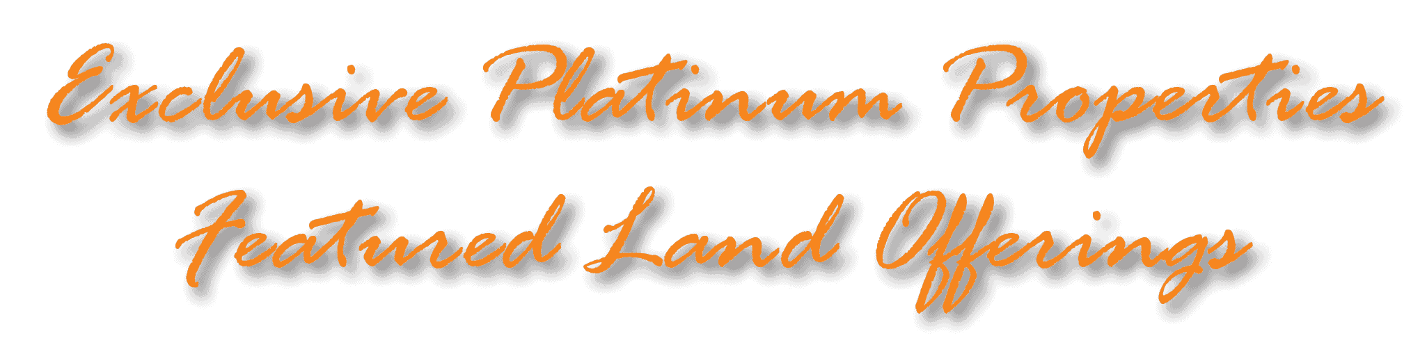 Schlauch Uhlmann Platinum Properties Bozeman Luxury Real Estate Land Offerings