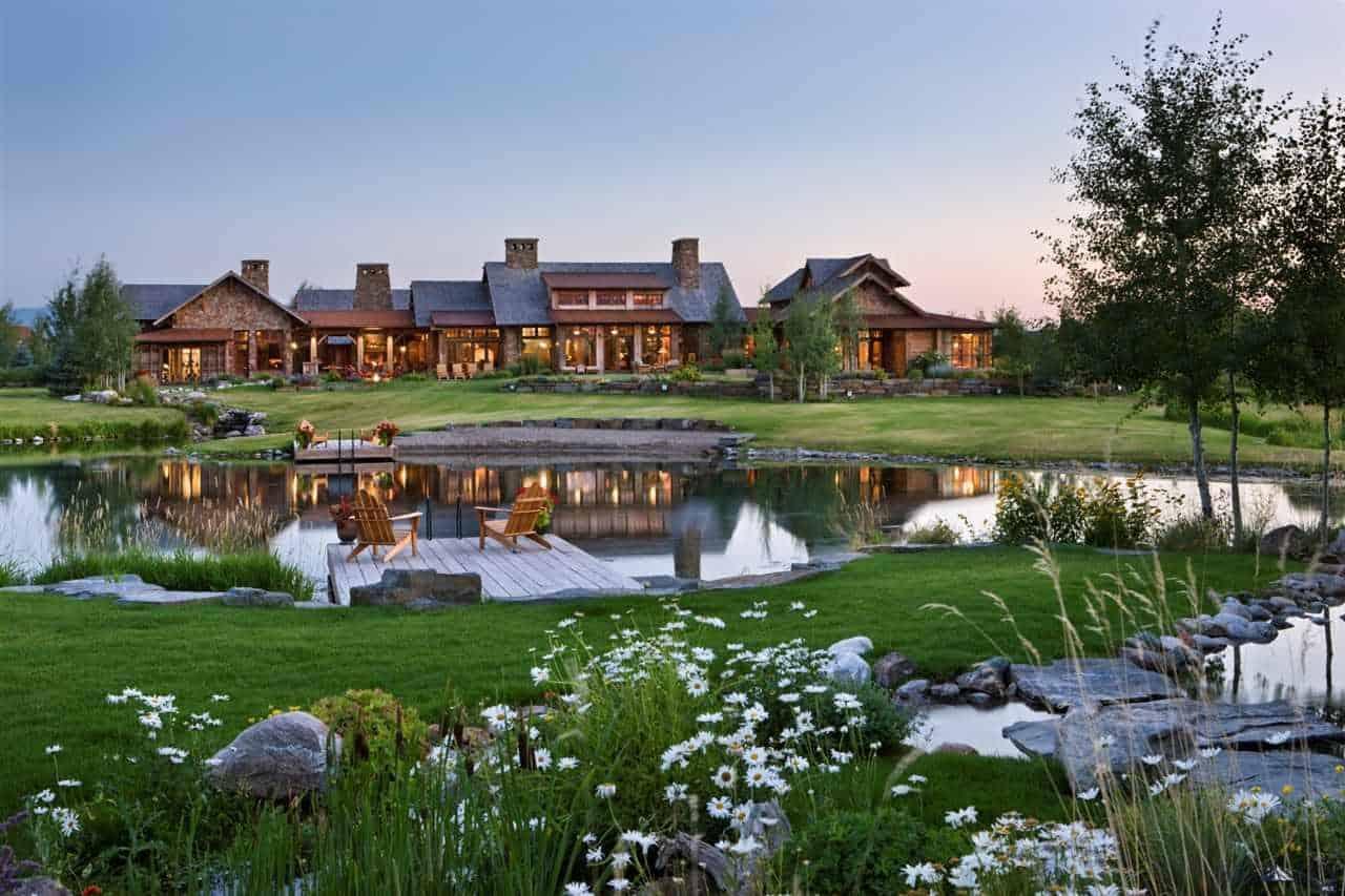 171 Old Farm Bozeman Montana Bozeman Luxury Real Estate