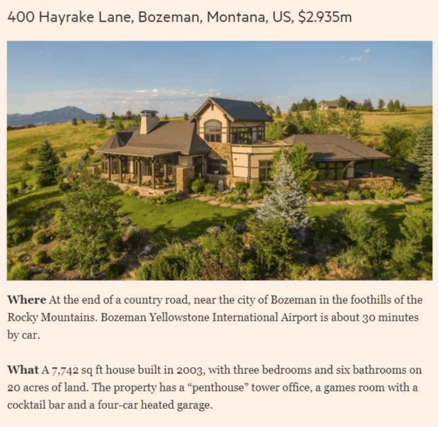 400 Hayrake Bozeman Montana 2