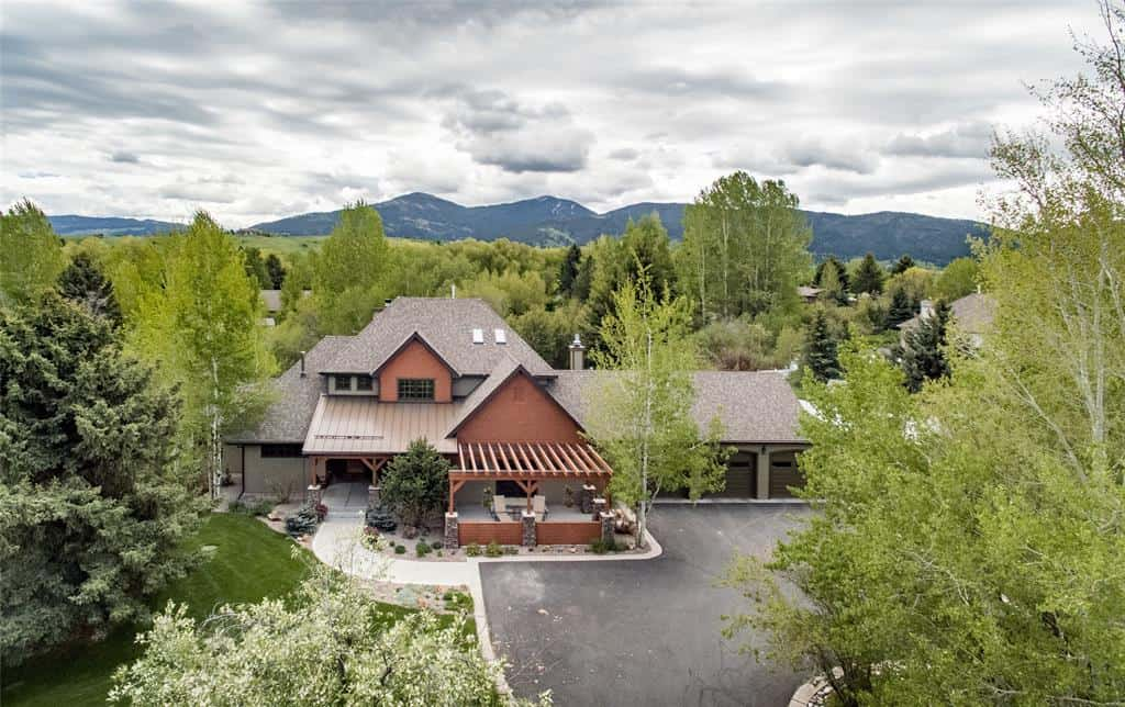 Bozeman Luxury Real Estate - 115 Hitching Post
